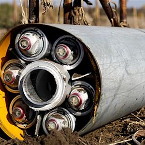 Ukrainian Troops May Have Used Cluster Bombs