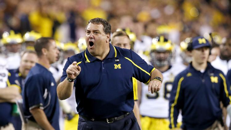 Michigan takes step back under Hoke, finishing 7-6
