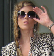 Woven hair was a huge trend in 2012 and may stay around for a while.