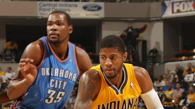 Pacers hold on to top spot in East by beating OKC