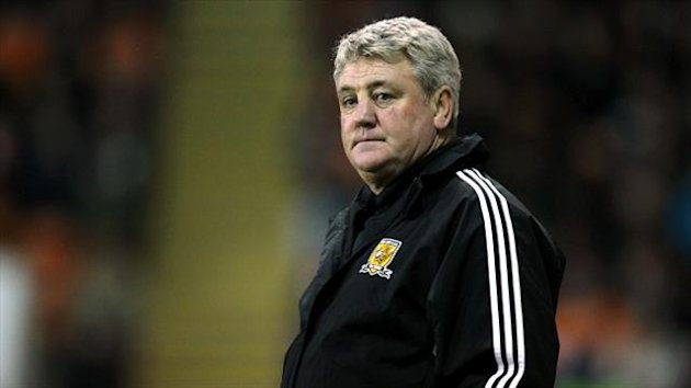 Hull boss Steve Bruce (PA Photos)