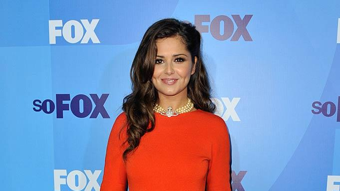 Cheryl Cole FOX Upfronts