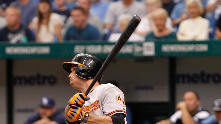 MLB: Baltimore Orioles at Tampa Bay Rays