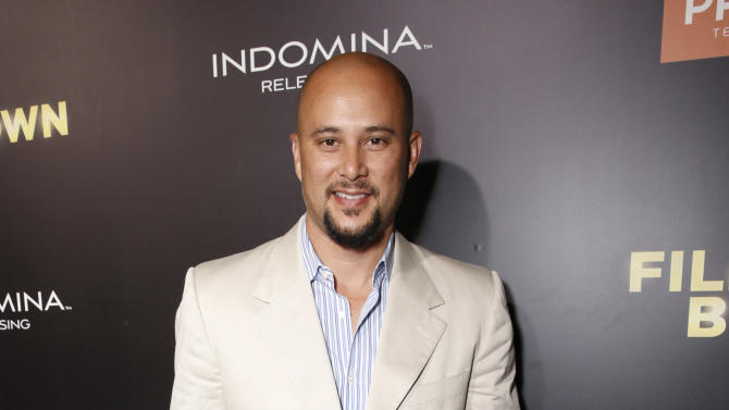 "Cris Judd attends Pantelion's ""Filly Brown"" Los Angeles Premiere Hosted by the Rivera Family at the Regal LA Live Stadium on April 17, 2013 in Los Angeles. (Photo by Todd Williamson/Invision for Pantelion Films/AP Images)"
