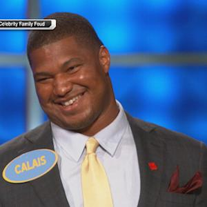 Arizona Cardinals defensive end Calais Campbell on Family Feud: 'I'm a healthy 300 pounds'