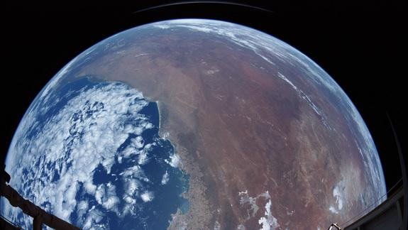 Earth From Space to Star in 3D Film by Disney, IMAX