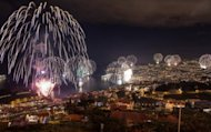 &lt;p&gt;Fireworks light up the sky above Funchal Bay, Madeira Island, to celebrate the arrival of the New Year on January 1, 2013. World cities from Sydney to Dubai rang in the New Year with a spectacular global wave of firework displays.&lt;/p&gt;