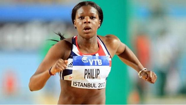 Athletics - Philip confident for European Indoors