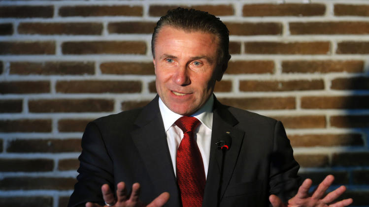 Sergei Bubka enters race for IOC president