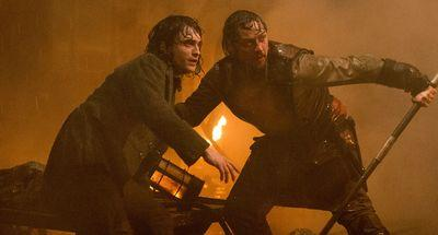 Review: Victor Frankenstein is a madcap, ultimately pointless bromance