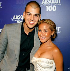 Rob Kardashian Posts Throwback Picture With Adrienne Bailon, Sisters Kendall and Kylie