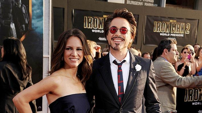 Downey Jr Robert Iron Man Pr