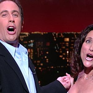 "Julia Louis-Dreyfus & Jerry Seinfeld - ""Sixteen Going On Seventeen"" - David Letterman"