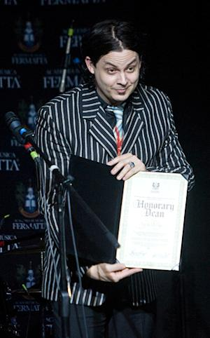 Jack White Made Honorary Dean of Music Academy