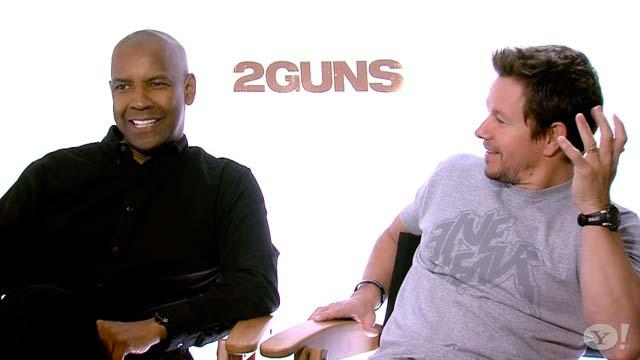 '2 Guns' Insider Access: Bros and Brunch