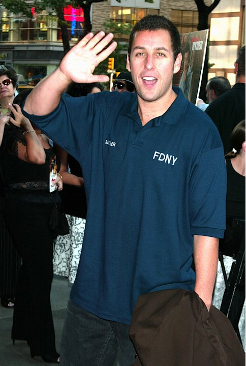 Adam Sandler 2002