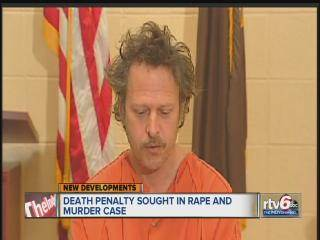 State seeks death penalty in S. Ind. teen's death