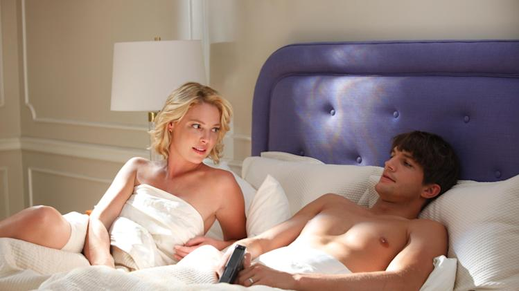 Katherine Heigl Ashton Kutcher Killers Production Stills Lionsgate 2010