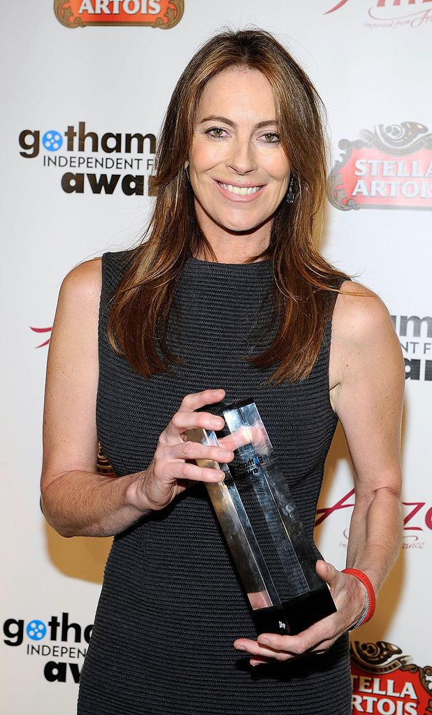 19th Annual Gotham Independent Film Awards 2009 Kathryn Bigelow