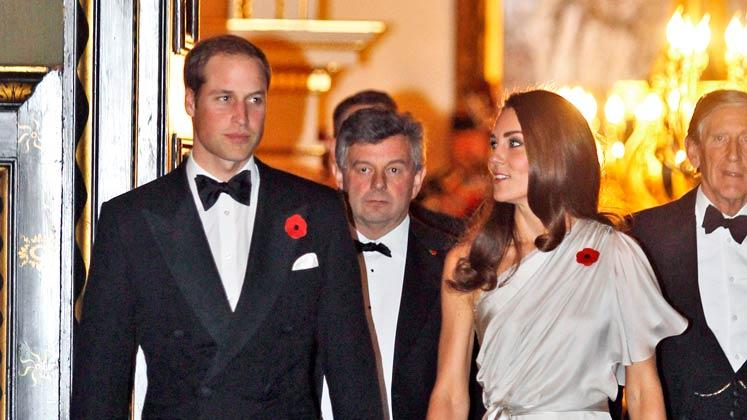 Prince William Kate Middleton National Memoriam Arboretum Appeal