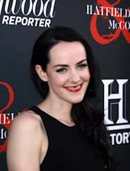 Jena Malone attends the premiere of History Channel&#39;s &#39;Hatfields & McCoys&#39; held at the Milk Studios in Los Angeles on May 21, 2012 -- Getty Images
