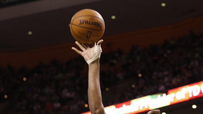 NBA: Washington Wizards at Boston Celtics