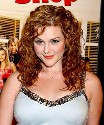 Premiere: Sara Rue at the LA premiere of MGM's Beauty Shop - 3/24/2005