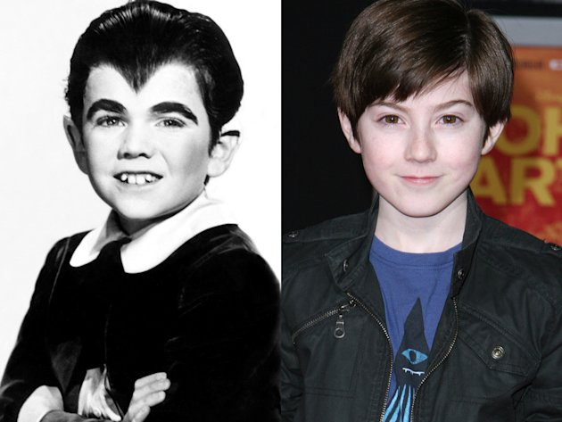Butch Patrick and Mason Cook …