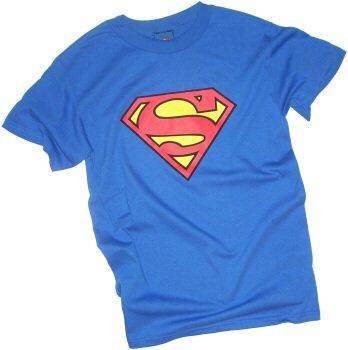 A Burglar Was Caught Because He Was Wearing a Superman T-Shirt
