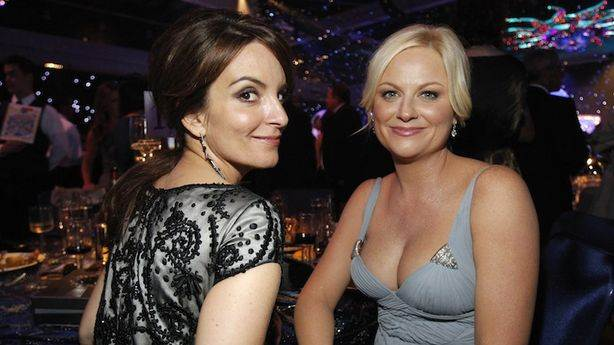 Who's Excited About Tina Fey and Amy Poehler Hosting the Golden Globes?