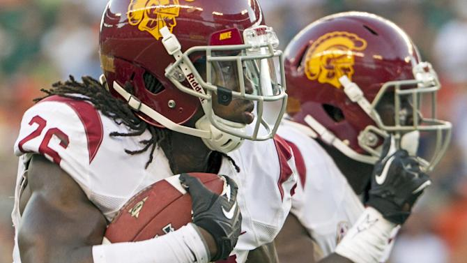 USC coach accepts some blame in Shaw situation