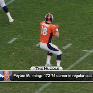 Is Denver Broncos quarterback Peyton Manning the best of all time?