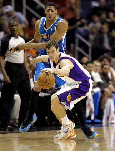 Hornets send Suns to record 7th straight home loss