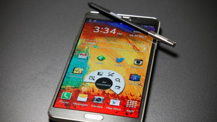 Samsung Galaxy Note 3 sales rocket to 10 million