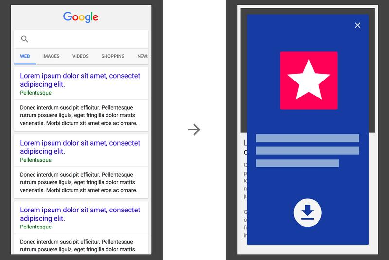 Google will demote mobile sites that use terrible app install ads