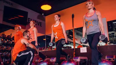 The Theory of Orange: Hitting the Zone at NYC's Newest Fitness Studio