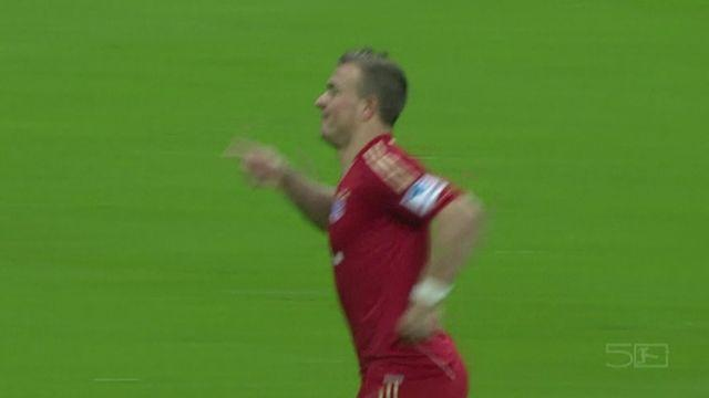 Bayern smash nine past Hamburg [AMBIENT]