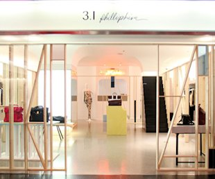 Lim in London: Phillip Lim's Selfridges Pop Up