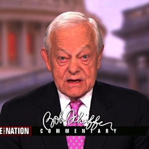 """Bob Schieffer: Low 2014 voter turnout reflects """"wave of disgust"""""""