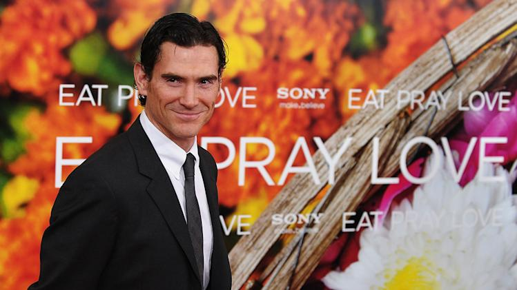 Eat Pray Love NY Premiere 2010 Billy Crudup