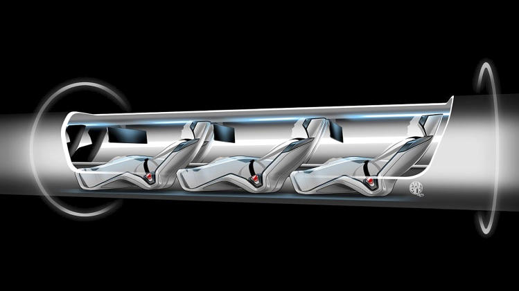 Elon Musk unveils 'Hyperloop' transport concept