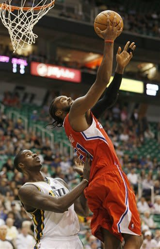 Williams leads Jazz past Clippers 99-91