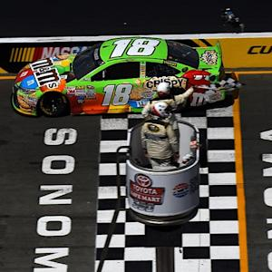 Rowdy gets the best of a Busch brothers 1-2 finish
