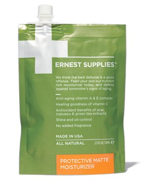 Ernest Supplies Matte Moisturizer