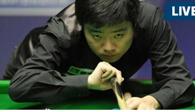 Snooker - Robertson reaches International Championship quarters