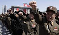 North Korea Says 'We Are At War With South'