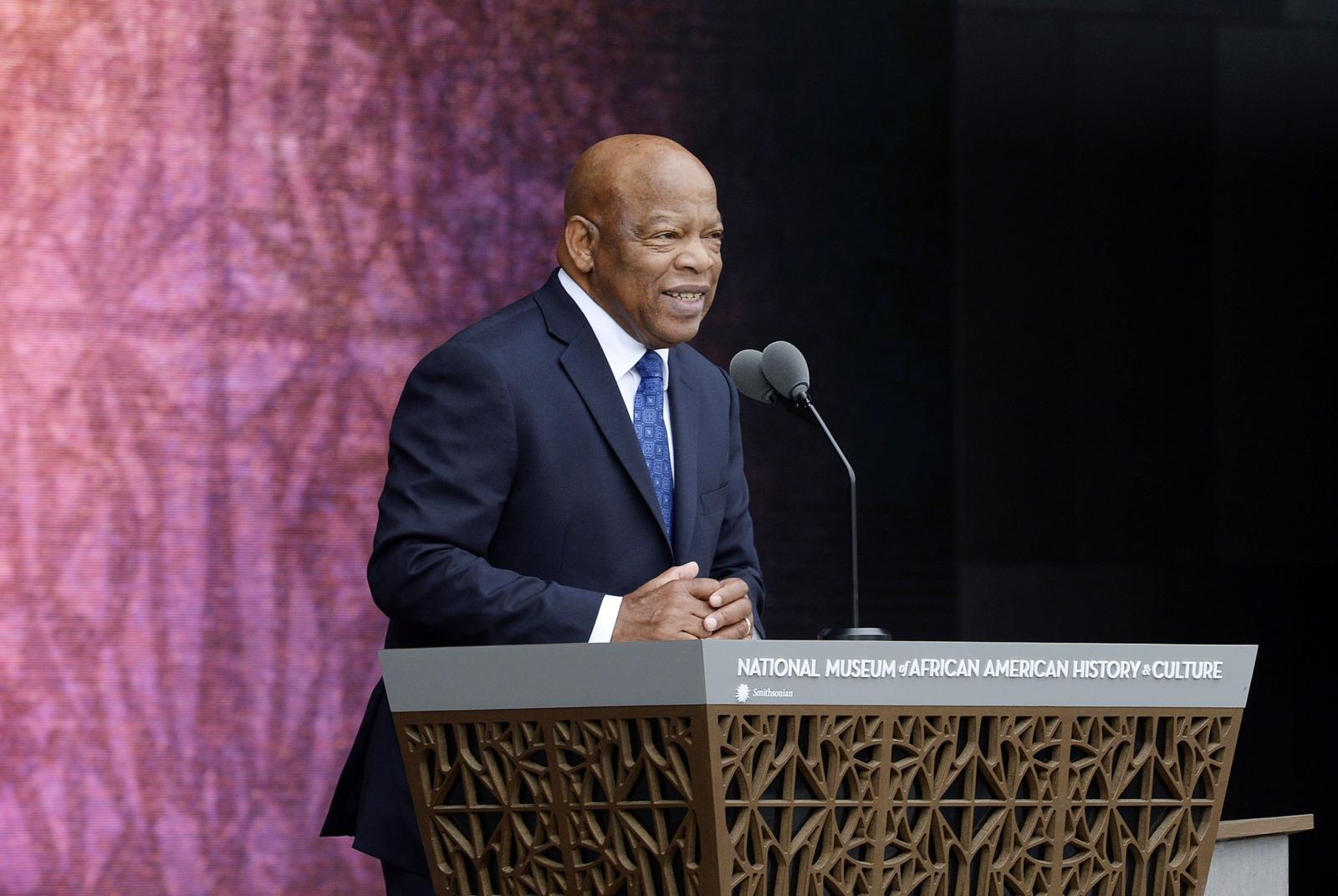 If You Want to Hear How 'Talk, Talk, Talk' John Lewis Is, PBS's New Documentary Has You Covered
