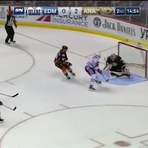 Frederik Andersen Save on Taylor Hall (05:07/2nd)