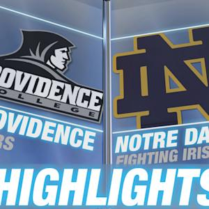 Providence vs Notre Dame | 2014-15 ACC Men's Basketball Highlights