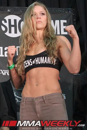 Is Ronda Rousey One Loss Away from Retiring from the UFC?